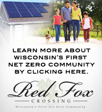 Red Fox Crossing - Wisconsin's First Net Zero Community by Neumann Developments, Inc., SunVest Solar & Tim O'Brien Homes