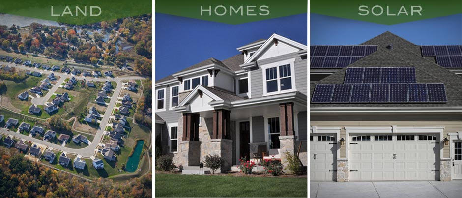 Neumann Companies, Inc, Land Development, Green Building, Solar Power